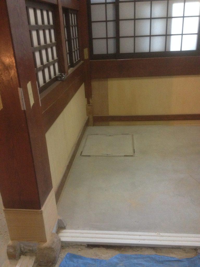 札幌駅南口某店舗改修工事