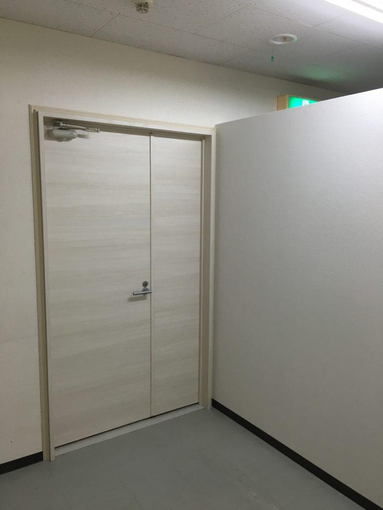 札幌市オフィス内装工事
