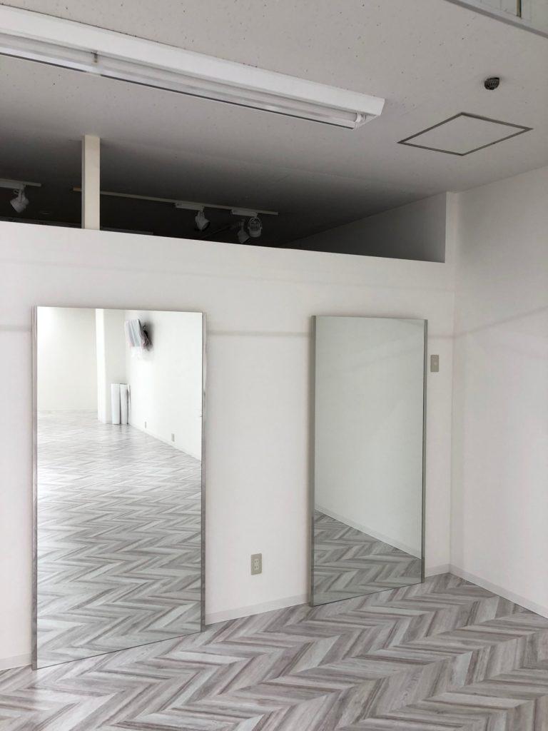 イオン麻生店 4階店舗内装仕上げ工事